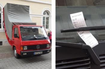 multa-coche-escultura