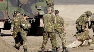 soldados holandeses